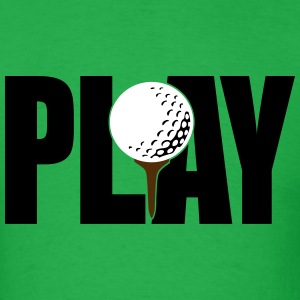 Play Golf (Men's) - Men's T-Shirt