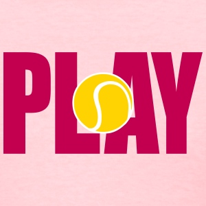 Play Tennis (Women's) - Women's T-Shirt