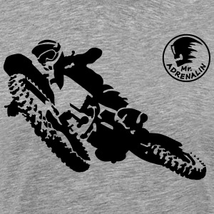 motocross T-Shirts - Men's Premium T-Shirt