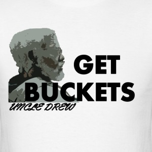 Uncle Drew Get Buckets T-Shirts - Men's T-Shirt