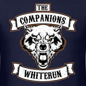 Companions of Whiterun - Men's T-Shirt