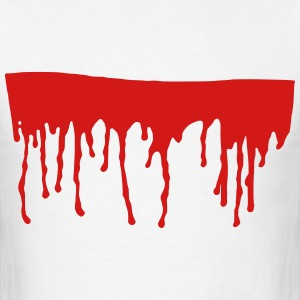 Blood T-Shirts - Men's T-Shirt