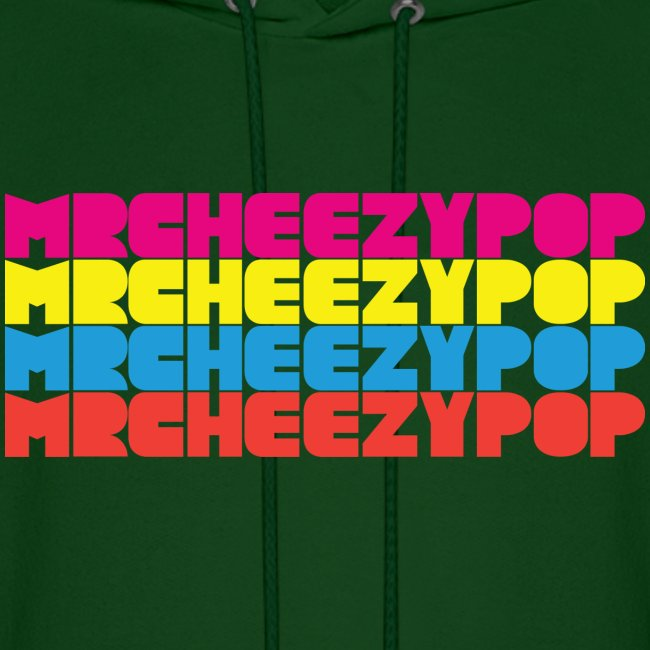 Men's mrcheezypop Hoodie