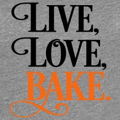bake Women's T-Shirts