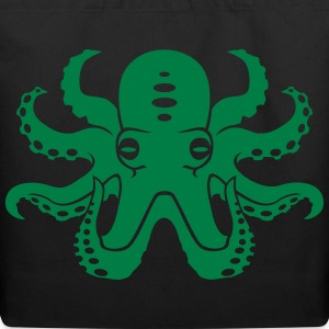 Octopus Bags & backpacks - Eco-Friendly Cotton Tote