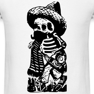Day of The Dead T-Shirts - Men's T-Shirt