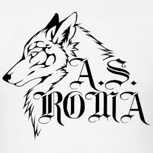 Tribal Wolf Roma - Men's T-Shirt
