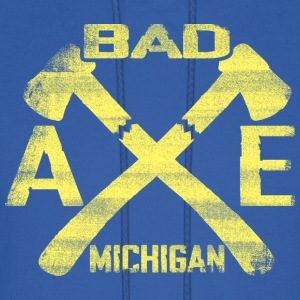 Bad Axe Michigan Hoodies - Men's Hoodie