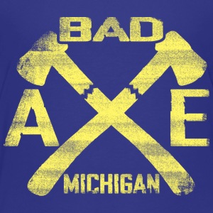 Bad Axe Michigan Kids' Shirts - Kids' Premium T-Shirt