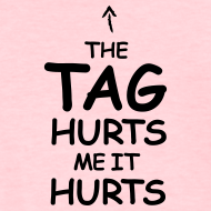 Design ~ Conservative Tag Hurts K with arrow