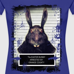 Evil Easter Bunny Rabbit SOLO - Women's Premium T-Shirt