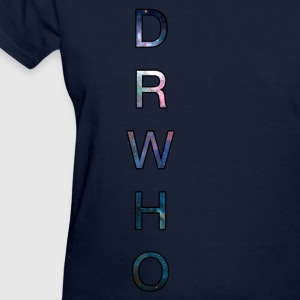 Dr. Who Women's T-Shirts - Women's T-Shirt