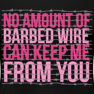 Barbed Wire Women's T-Shirts - Women's Premium T-Shirt