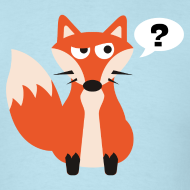 Design ~ What Does The Fox Say Tee
