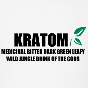 Kratom Drink T-Shirts - Men's T-Shirt