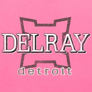 Delray, Detroit Bags & backpacks - Tote Bag