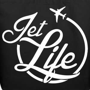 Jet Life Bags & backpacks - Eco-Friendly Cotton Tote