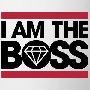 I am the Boss Bottles & Mugs - Coffee/Tea Mug