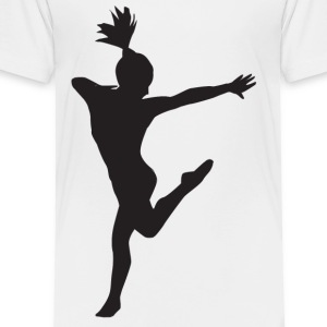 Dance/Gymnastics - Toddler Premium T-Shirt