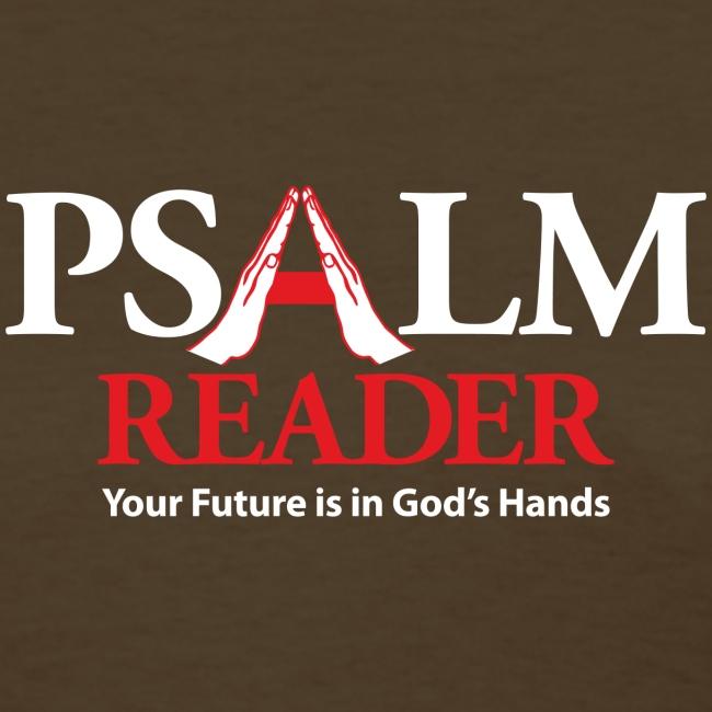 Brown Psalm Reader Shirt