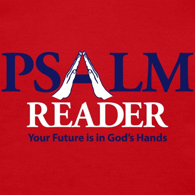 Psalm Reader Sweat Shirt