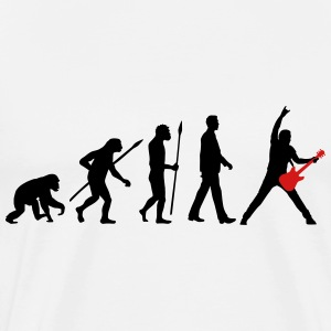 evolution_guitar_112013_b_2c T-Shirts - Men's Premium T-Shirt