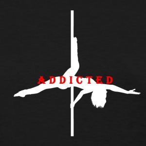 Addicted to Pole White Women's T-Shirt - Women's T-Shirt