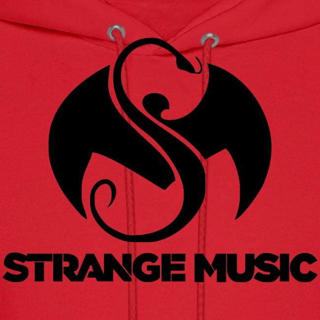 Ultimate Clothing Shop Strange Music Hoodie Mens Hoodie