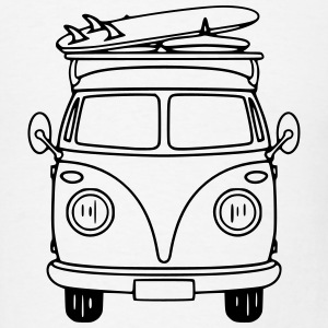 Volkswagen Bus T-Shirts - Men's T-Shirt