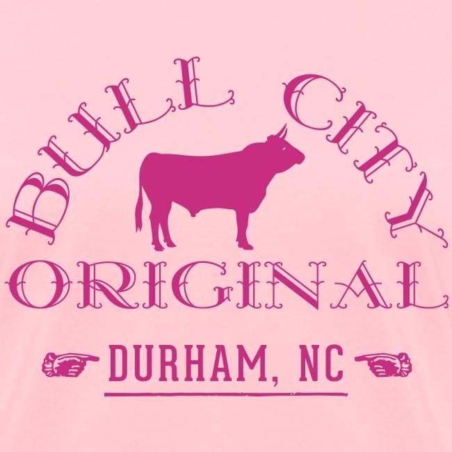 Bull City Original Bull City Orignal Bull Durham Nc Womens