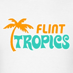 Semi-Pro Flint Tropics T-Shirts - Men's T-Shirt