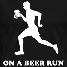 On a beer run T-Shirts