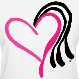Heart T-Shirt - Women's T-Shirt