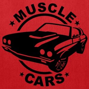 Muscle cars Bags & backpacks - Tote Bag