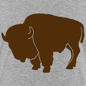 wildlife: the bison Kids' Shirts - Kids' Premium T-Shirt