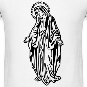 Mary Mother Of God T-Shirts - Men's T-Shirt