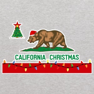 California Christmas Kids Hooded Sweatshirt - Kids' Hoodie