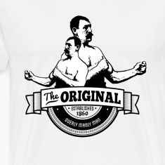 The Original Overly Manly Man T-Shirts
