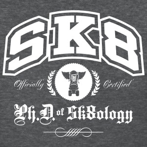 PHD of Skateology College - Women's T-Shirt