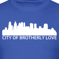 Design ~ City of Brotherly Love Skyline