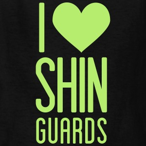 I Heart Shin Guards Youth Tee - Kids' T-Shirt