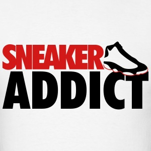 sneaker addict he got game T-Shirts - Men's T-Shirt