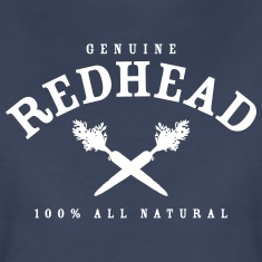 Genuine Redhead All Natural