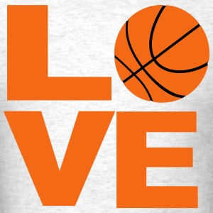 The Official Love and Basketball Shirt - Men's T-Shirt