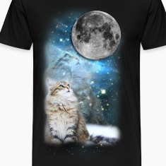 SPACE CAT LARGE