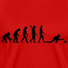 Curling Evolution T-Shirts