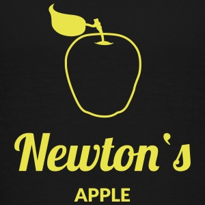 Researchers and their inventions: Newton's apple Kids' Shirts - Kids' Premium T-Shirt