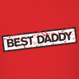 Best Daddy Stamp bicolor