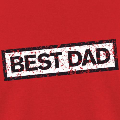 Best Dad Stamp bicolor