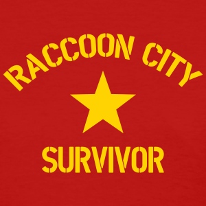 Raccoon City Survivor - Women's T-Shirt